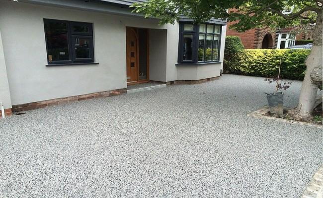 Resin Bound Driveways Imprinted Concrete Driveways