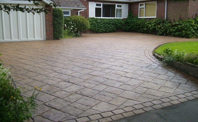 Concrete Driveway Design Ideas Home Design